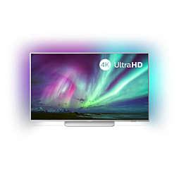 8200 series LED televizor 4K UHD se systémem Android