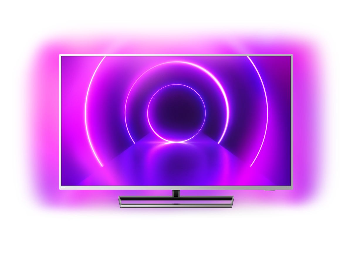 Philips 2020: 9005 UHD TVs with Ambilight 4