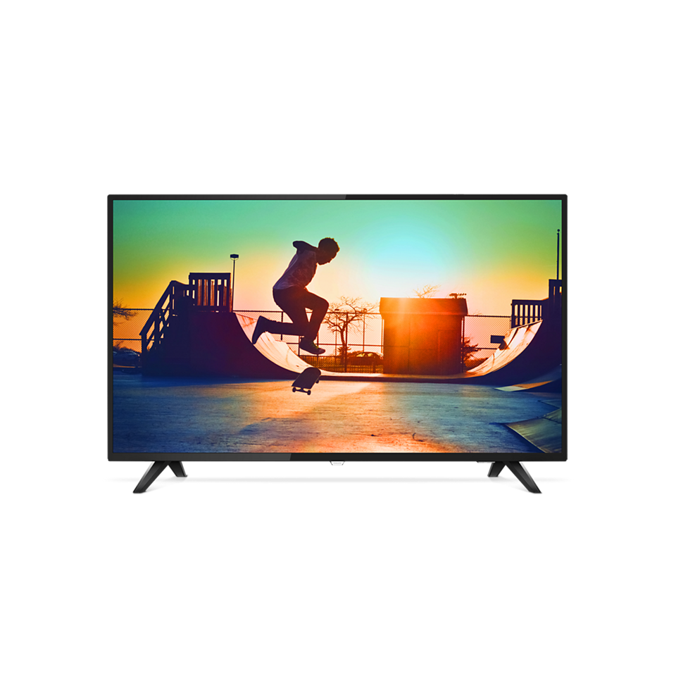 0cd8046b3 6000 series 4K Ultra Slim Smart LED TV
