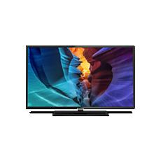 50PUT6400/60 -    Тонкий 4K UHD LED TV на базе ОС Android™