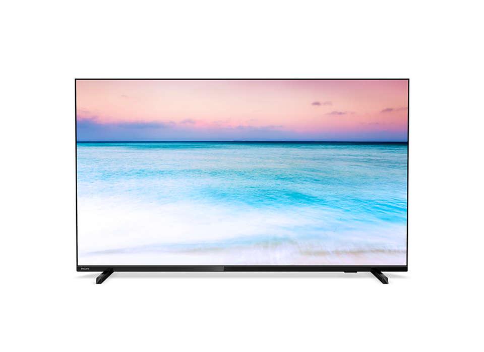 4K UHD، LED، Smart TV