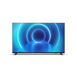 7600 series 4K UHD LED Smart TV