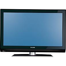 52PFL7432/98 -    widescreen flat TV