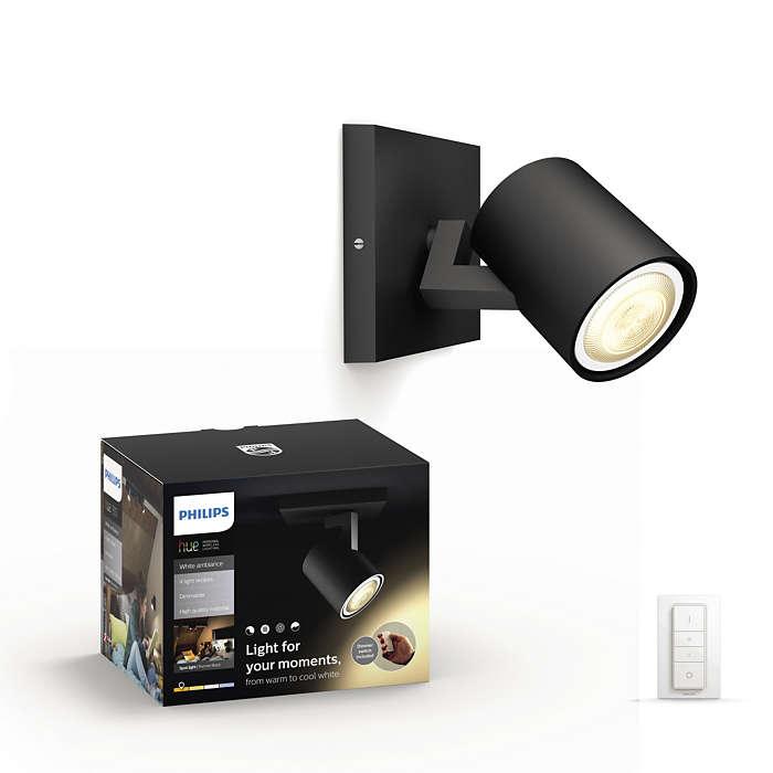 Skab din egen stemning med et retningsbestemt lys