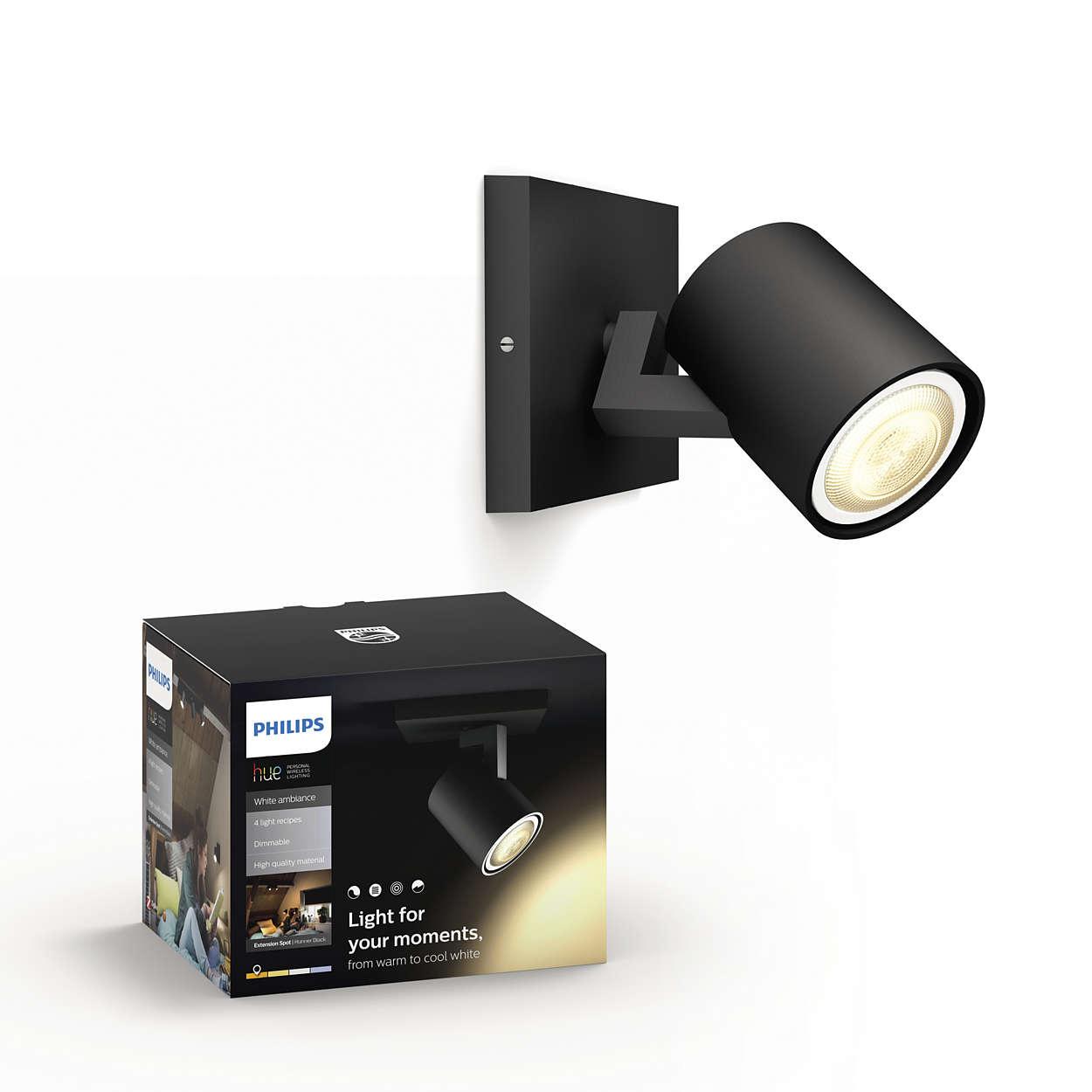 Vytvářejte si vlastní atmosféru pomocí směrového osvětlení