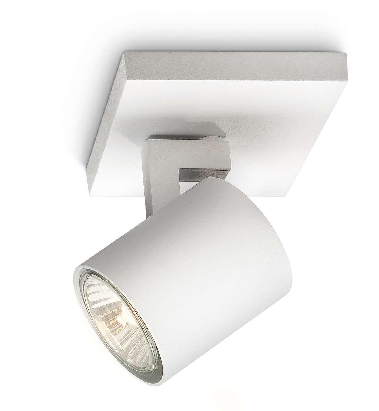 spot light 530903116 philips. Black Bedroom Furniture Sets. Home Design Ideas