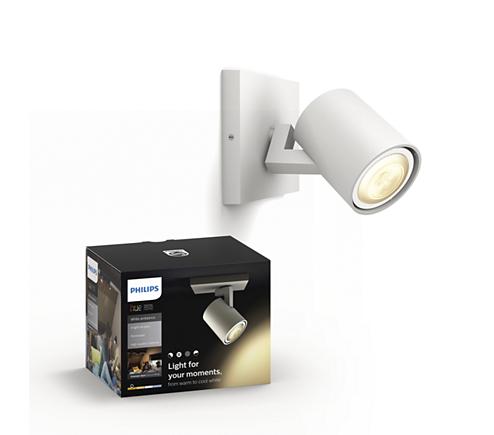 hue white ambiance runner einzelscheinwerfer erw 5309031p8 philips. Black Bedroom Furniture Sets. Home Design Ideas