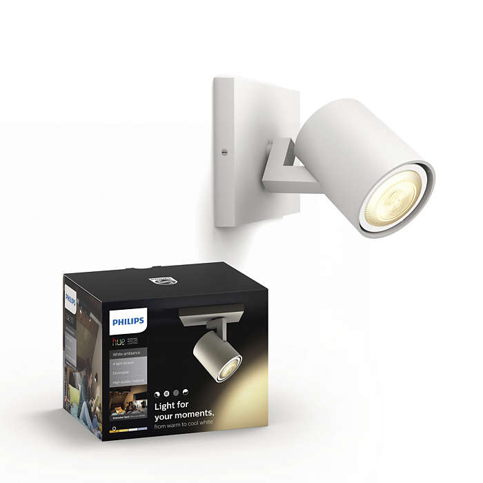 Crea el ambiente perfecto para ti con una luz direccional