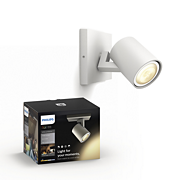 Connected Luminaires Runner hue, verlengstuk, spot