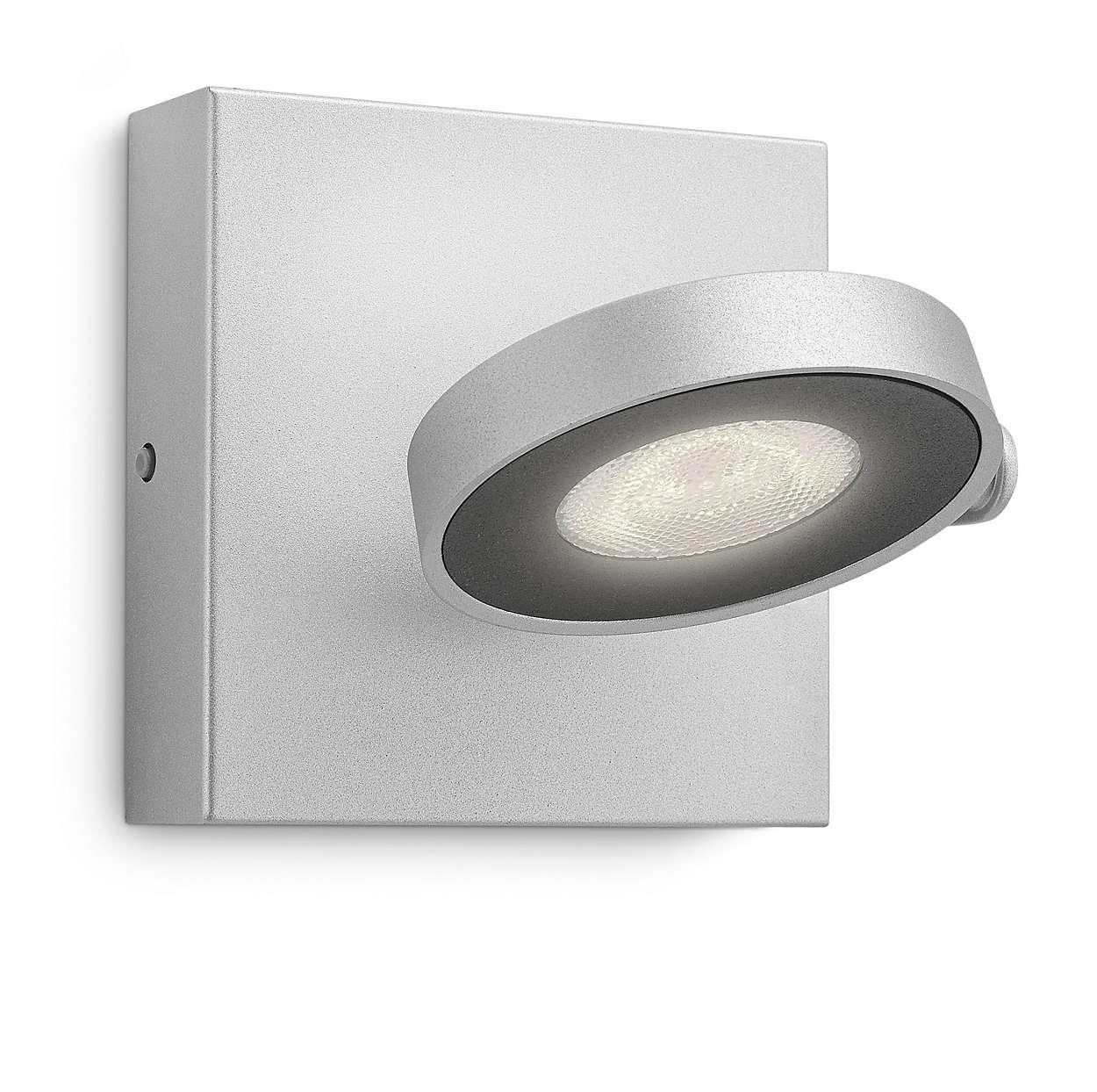 Smidig ljusreglering från ljusstarkt till mjukt ljus