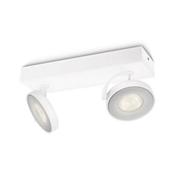 Warmglow LED Foco doble Clockwork