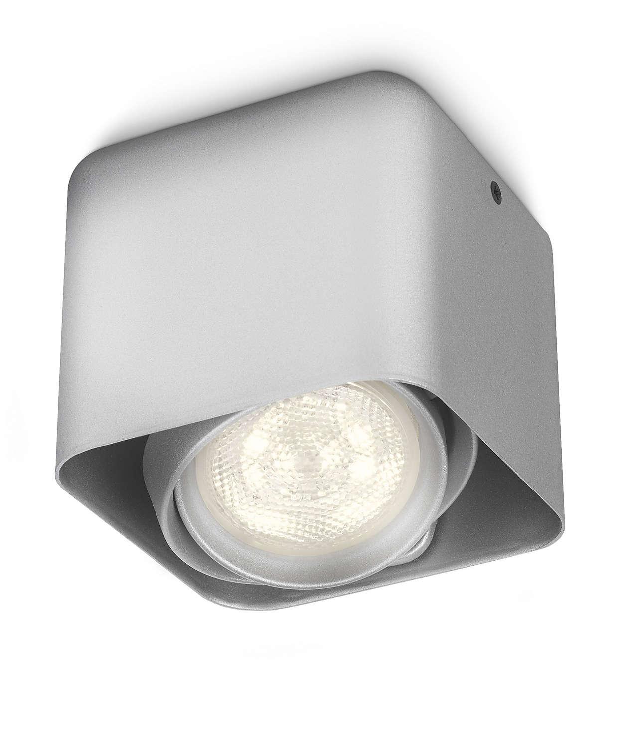 Dekorálja otthonát fényekkel