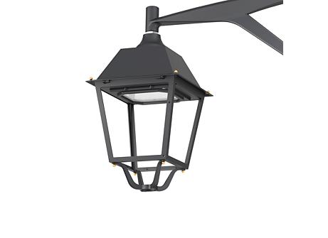 BSP765 LED80-4S/740 PSD DM50 BK D9