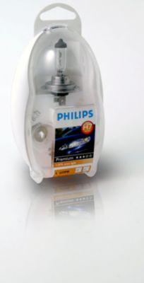 Philips automotive lighting 55474EKKM Bombillas H7