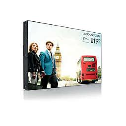 Signage Solutions Zaslon za video-zid