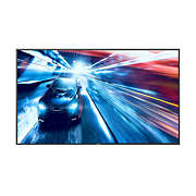 """Philips Signage Solutions Q-Line Display 55BDL3010Q 55"""" Direct LED Backlight Ultra HD"""