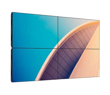 Universalus vaizdo sienos ekranas