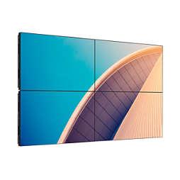 Signage Solutions Écran pour murs vidéo