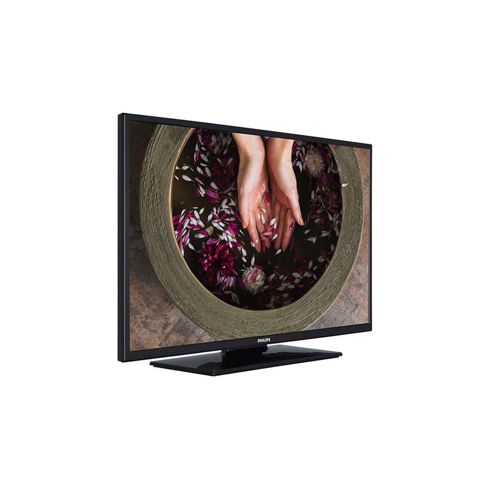 Philips Professionele TV 55HFL2879T Studio 4K Ultra HD DVB-T2/T/C HEVC van 55""