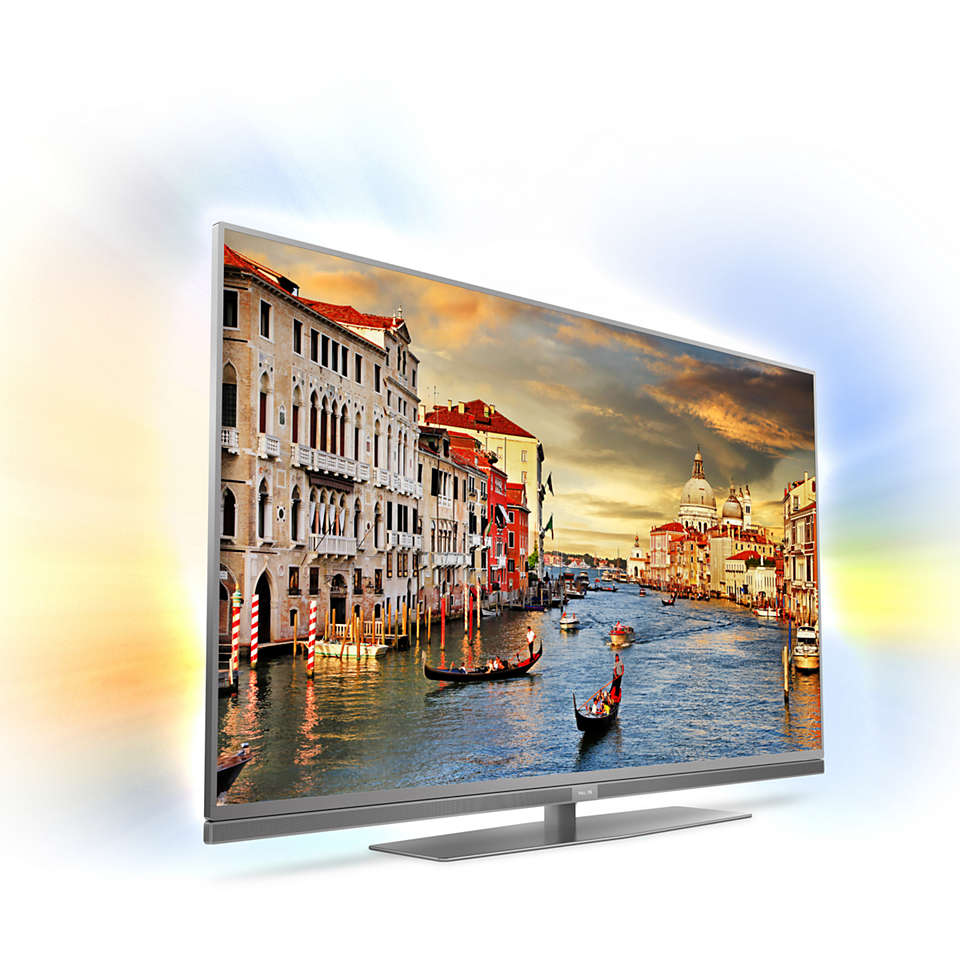 """Philips Professional TV 55HFL7011T 55"""" Signature powered by Android™ 4K Ultra HD"""