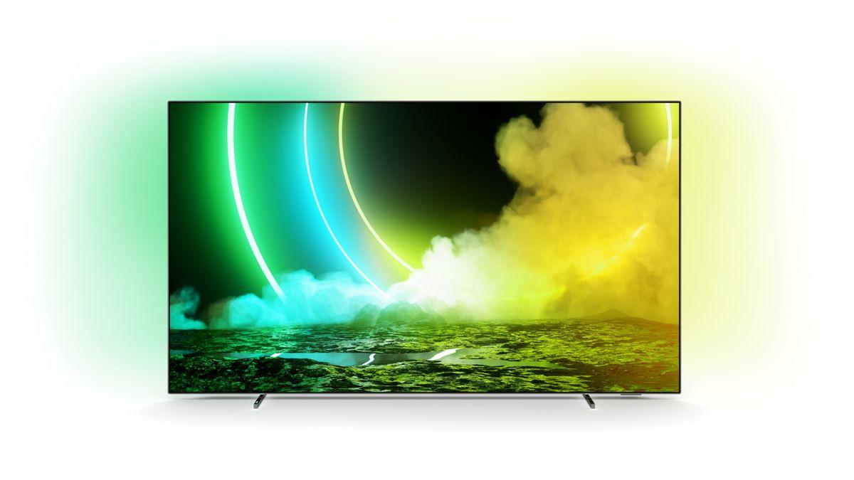 Philips TV 2020: 55OLED705 and 65OLED705