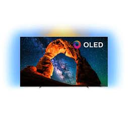 OLED 8 series Neverovatno tanki 4K UHD OLED Android TV