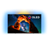 OLED 8 series Rakbladstunn OLED-TV med 4K UHD och Android