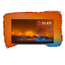 55OLED804/12  Téléviseur Android 4KUHD OLED