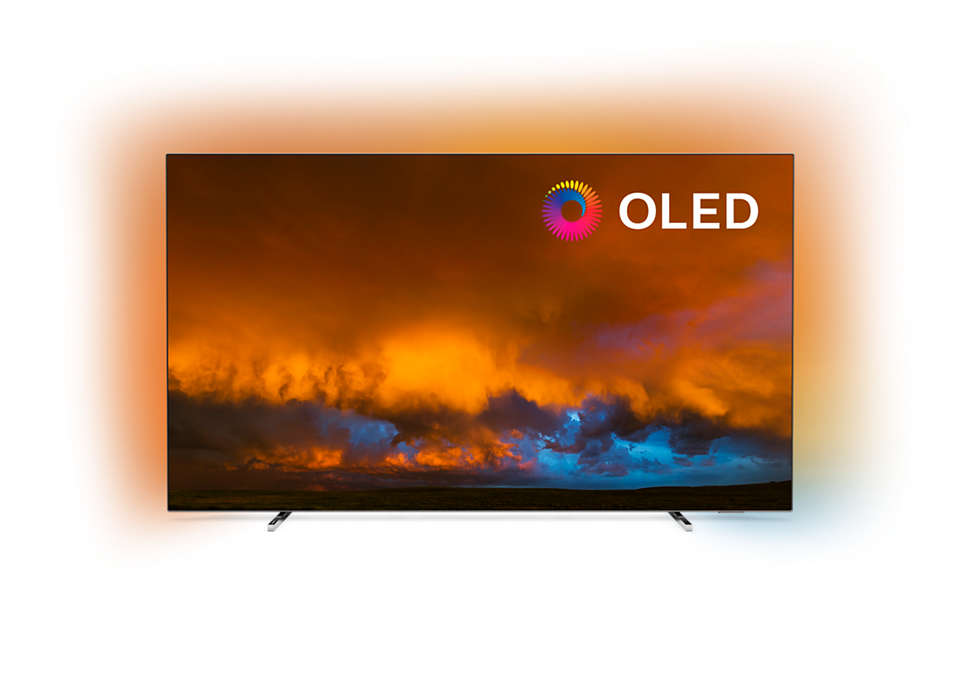 Android OLED-TV med 4K UHD