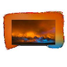 55OLED804/56  4K UHD، OLED، تلفزيون بنظام Android