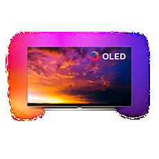 55OLED854/12  4K UHD OLED Android-TV
