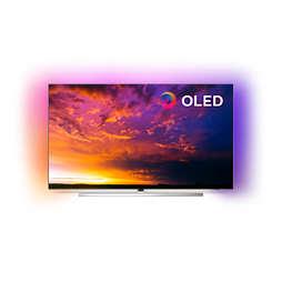 OLED 8 series Téléviseur Android 4KUHD OLED