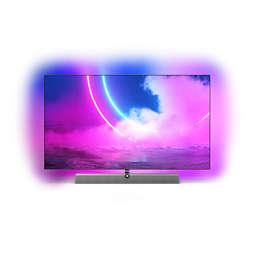 OLED 9 series تلفزيون Android بدقة 4K UHD. صوت Bowers&Wilkins