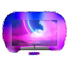 55OLED935/56 OLED+ تلفزيون Android بدقة 4K UHD. صوت Bowers&Wilkins