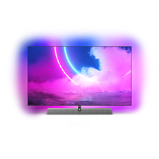 55OLED935/56 OLED+ 4K UHD Android TV - Bowers&Wilkins Sound