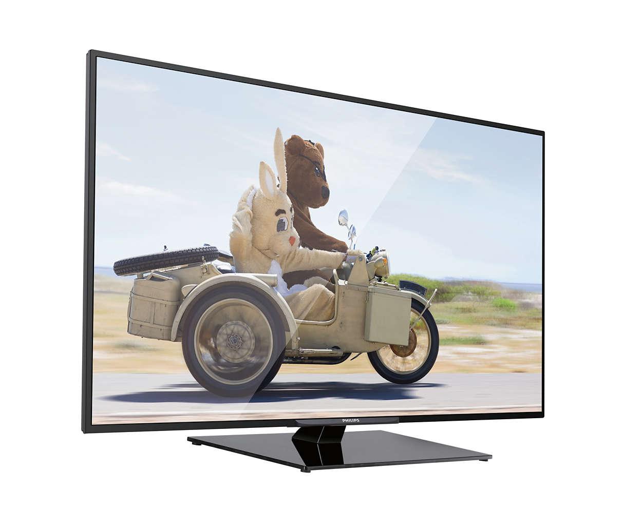 Full HD LED TV 55PFA4609S/98 | Philips