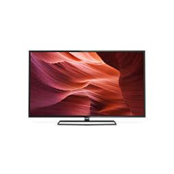 5500 series Тънък Full HD LED телевизор, поддържан от Android™
