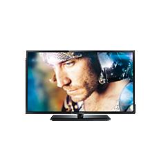 55PFK5109/12 -    Flacher Smart Full HD-LED-Fernseher