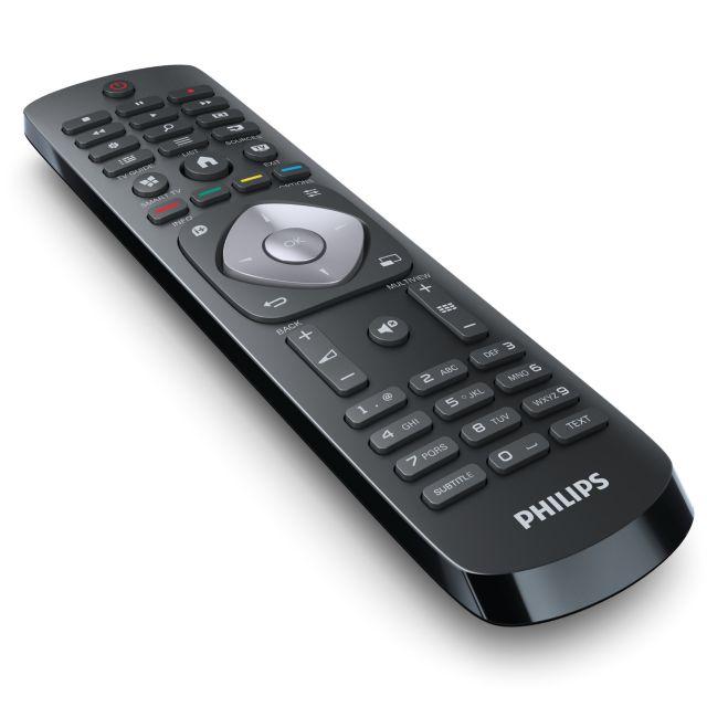 Philips TV 2014: 5509 Serie - Fernbedienung