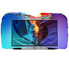 55PFK6300/12 -    Ultraflacher Full-HD LED-Fernseher