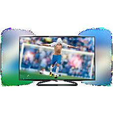 55PFK6549/12 -    Flacher Smart Full HD-LED-Fernseher