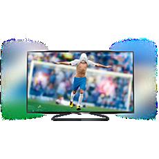 55PFK6589/12  Flacher Smart Full HD LEDTV