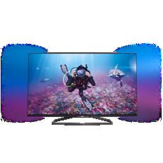 55PFK7179/12 -    Ultraflacher Smart Full HD-LED-Fernseher
