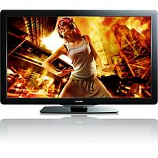 55PFL3907/F8  Televisor LCD de la serie 3000
