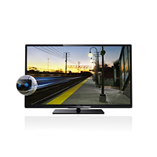 55PFL4308H/12  Ultratenký 3D LED televizor