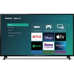 Roku TV 4700 series 4K UltraHD LED RokuTV