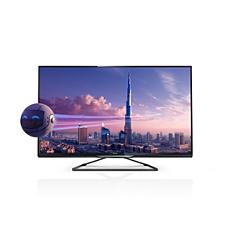 55PFL4908K/12  Ultraflacher 3D Smart LEDTV