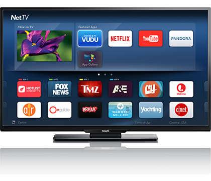 Smart UltraHDTV 4K