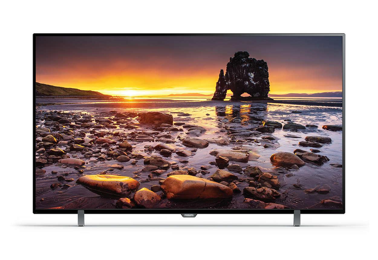 Téléviseur Chromecast built-in™