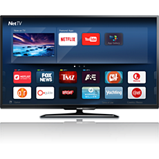 55PFL6900/F8 -    Smart Ultra HDTV serie 6000